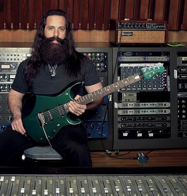 John Petrucci Hero Image
