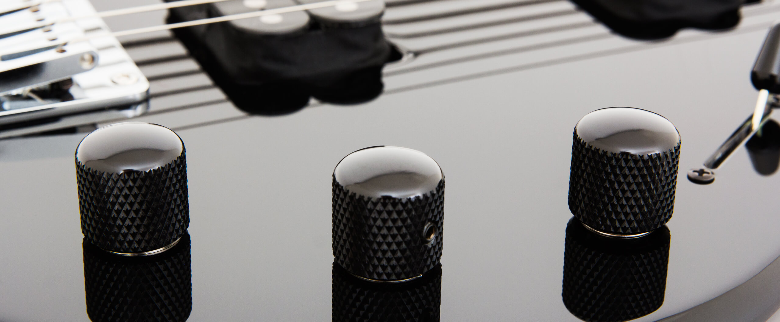 Silhouette Bass Guitar Slide
